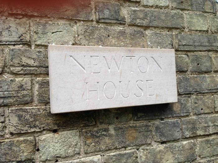 newton-house