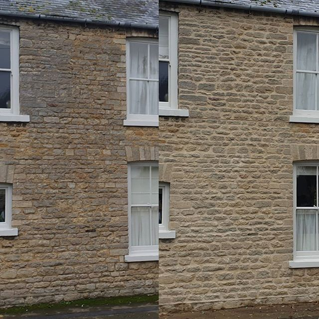 Repointing in Northants