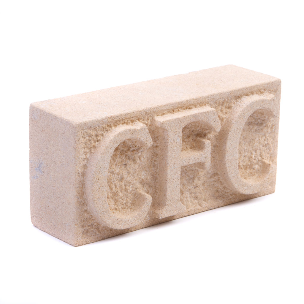Chelsea - - carved in Bath stone